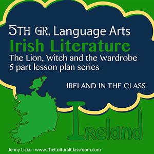 Irish Literature lesson plan