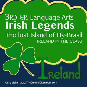 irish legend lost island