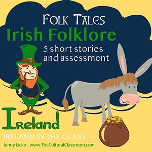 irish folkore